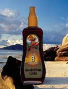 Australian Gold Lotion SPF#8 240ml