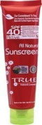 True Natural Active Sunscreen SPF 40 - 90ml