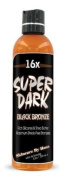 Hoss Sauce 16x Super Dark Black Bronze Tanning Lotion - 250ml