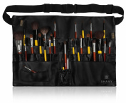 SHANY Cosmetics Professional Vinyl Makeup Apron with Makeup Artist Brush Belt, Light Weight, 240ml
