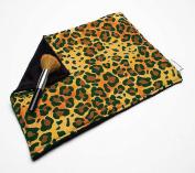 Make-Up-Matte MakeUp Brush Leopard