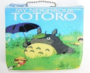 Totoro Small Cosmetic / Coin Bag - My Neighbour