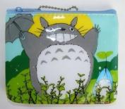 Totoro Small Cosmetic / Coin Bag - Umbrella