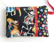 New Dia De Los Muertos Cosmetic Bag Pouch