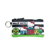 Hello Kitty City Pencil Case / Cosmetic Pouch - Loungefly