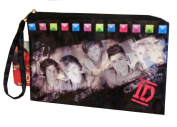 One Direction 1D Wristlet Purse - Cosmetic Case - Pencil Case