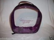 Taylor Swift Wonderstruck Clear Cosmetic Bag 8x8x3