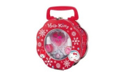 Hello Kitty Cosmetic Set In Tin Case