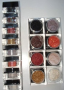 Giselle Cosmetics 8 Stack Mineral Makeup- Brown Eyed Girl -1 Unit