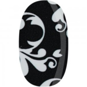 Fancy Florentine - Black and White Fancy Florentine - Black and White