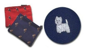 West Highland Terrier Cosmetic Bag (Dog Breed Make-up Case) - Westie