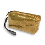 Clava Jazz Glitter Cosmetic Pouch