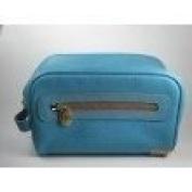 Blue Genuine Leather Bag