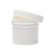 Plastic Ointment Jars With Lids 60ml 10/pkg
