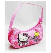 Sanrio Hello Kitty Handbag Pink/white
