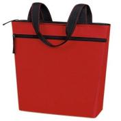 Yens® Fantasybag Promotional Zip Tote, SB-28 Red
