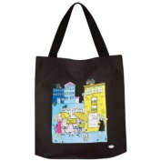 European Inspired Totes Cafe Deux Lumps Cafe Tote Bag