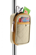Juvo Products CW203 Cane Caddy, Tan