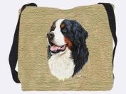 Bernese Mountain Dog Tote Bag - 17 x 17 Tote Bag