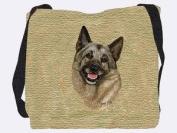 Elkhound Tote Bag - 17 x 17 Tote Bag