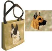 Great Dane Tote Bag - 17 x 17 Tote Bag