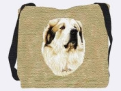 Great Pyrenees Tote Bag - 17 x 17 Tote Bag