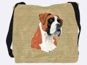 Boxer Tote Bag Tote Bag - 17 x 17 Tote Bag