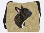 French Bulldog Tote Bag - 17 x 17 Tote Bag
