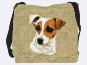 Jack Russell Tote Bag - 17 x 17 Tote Bag