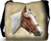 Pinto Horse Tote Bag - 17 x 17 Tote Bag