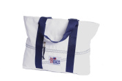Sailor Bags 201-B Medium Tote Blue