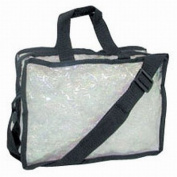 Clear Totes Large Carry All 27.9cm x 20.3cm x 10.2cm