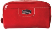 Flaunt Broadway Solid Red Face Case