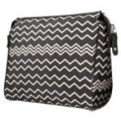 Missoni for Target Black White Famiglia Medium Make up Bag Purse Kit