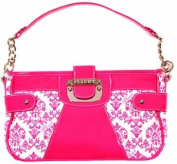 Palazzo Pink Cross Body Bag * Flaunt Handbag NWT Patent Liquid Gloss 92245