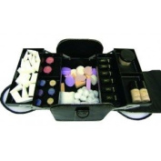 City Lights Deluxe Beauty Travel Case