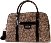 Safari Chic Weekend Bag * Flaunt Handbag NWT Patent Liquid Gloss 92066