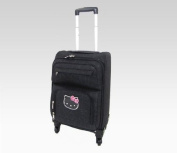 Hello Kitty 45.7cm Rolling Travel Case