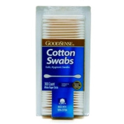 Good Sense Cotton Swabs 300-Count
