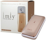 imiy Handy Mist - 24 Hours Nanomist Facial Skin Steam Care - Nano Particle Generator -