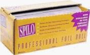 SPILO PROFESSIONAL ROLL FOIL 12.7cm X 275' SILVER