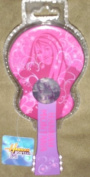 Hannah Montana Guitar Shaped Hair Brush Assorted Colours