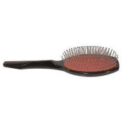 HAIRART Professional Cushion Metal Bristle Wig Brush (Model
