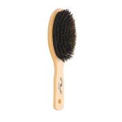 Brush Strokes Oval Boar Bristle Cushion Paddle Brush