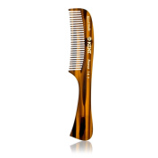 Kent The Handmade Comb - 175 mm Course Toothed Medium Rake Comb Hair Brushes