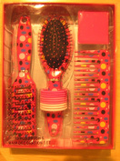13 pcs Brush and Hair Decoration Set