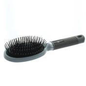 Elegant Brushes Superlite X5 Cushion Oval Brush, Silver, One Size