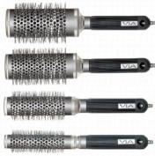 Via Tourmaline Ceramic Ion Thermal Round Hair Brush, XXL #145
