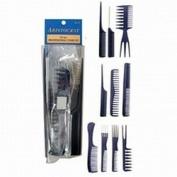 Aristocrat 10 Piece Professional Comb Set