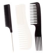 Vidal Sassoon Ionic Styling Comb Assortment